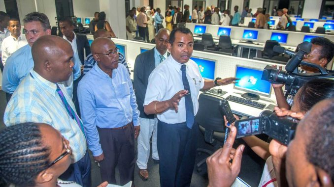Centre d'appel Madagascar