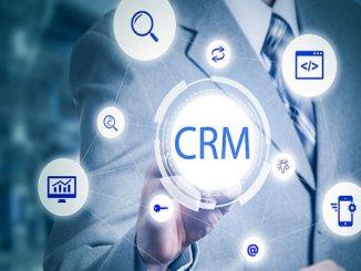Le Customer Relationship Management (CRM) permet de stocker des informations dans un emplacement unique